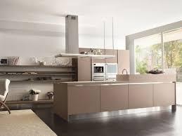 cuisine beige ilot central cuisine pour manger 10 cuisine moderne beige aran
