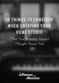 Home Music Studio Design Ideas Best Of Recording Setup