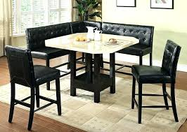 Pub Style Dining Sets Room Set Furniture Inspiring Booth Table Ideas Pertaining