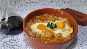 cuisine pieds noirs soupe à l ail castillane cuisine pieds noirs et espagnole