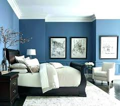 Navy Blue Accent Wall Dining Room And Gold Bedroom Gray With Accents