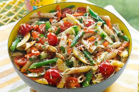 liste recette salade de pâtes aux légumes salewhale ca