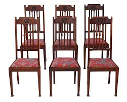 Set Of 6 Mahogany Dining Chairs Art Nouveau C1915 - Antiques Atlas Set Of 8 Vintage Midcentury Art Nouveau Style Boho Chic Italian Stunning Of Six Inlaid Mahogany High Back Chairs 2 Pair In Antiques Atlas Lhcy Solid Wood Ding Chair Armchair Lounge Nordic Style A Oak Set With Table Seven Chairs And A Side Ding Suite Extension Table France Side In Leather Chairish Gauthierpoinsignon French By Gauthier Louis Majorelle Caned An Edouard Diot Art Nouveau Walnut And Brass Ding Table Four 1930s American Classical Shieldback 4