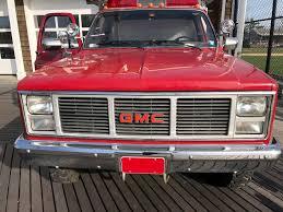 100 69 Gmc Truck 1986 American Eagle GMC Pumper Used Details