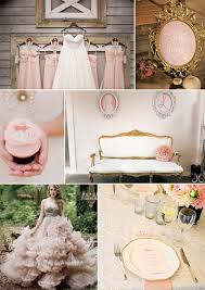 Disney Princess Aurora Inspired Fairy Tale Blush Wedding Ideas