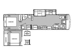 Fleetwood Bounder Floor Plans Colors Inventory Images