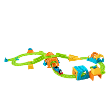 Trackmaster Tidmouth Sheds Toys R Us by Glowing Mine Set Thomas And Friends Trackmaster Wiki Fandom