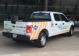 Westport » 2015 » Ford Debuts 2016 F-150 With Westport WiNG™ Power ... Drivers Arent Picking Up On Cngpowered F150 Houstchroniclecom Memphis Natural Gas Vehicles Cng Trucks The 2014 Ford Cnglpg Uses Liquefied Petroleum And Maruti Suzuki Confirms Diesel Power For Carry Pick Teambhp Custom Truck Bed Cover Public Works Pickup A Custom Flickr Gm Adding Lng Engine Option To Trucks Vans Next Year Ariel Cporation Arielrpcom Workaround Ideas Discuss Among Friends Few Cheap Fuel 2012 F250 Cngpowered Wtr 8lug Magazine Glenwood Springs Ushers In Future Postipdentcom Landi Renzo Nets Additional Cerfications Ngt News Bifuel Chevy Pickups Dual Duel