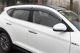For Hyundai Tucson 2008 2014 2015 2016 2017 Window Visor Vent