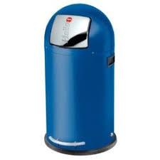 hailo poubelle cuisine hailo poubelle de cuisine à pédale ronde en métal capacité 35l