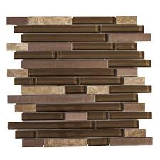 Home Depot Tile Look Like Wood by Jeffrey Court Tranquil Stone 10 75 In X 12 875 In X 9 5 Mm