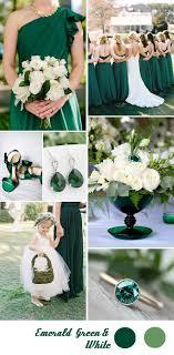 21 Fresh Summer Wedding Color Schemes