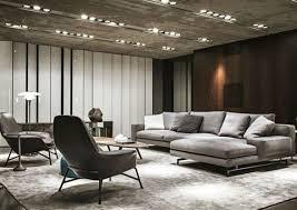 schicke möbel für wohnzimmer minotti minotti mobel