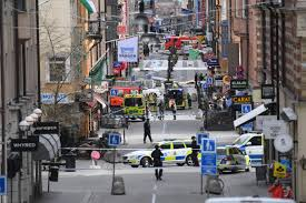 Stockholm Truck Attack That Claimed Four Lives- The New Indian Express