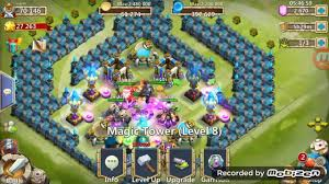 Pumpkin Duke Castle Clash 99 by Castle Clash Farming Hbm P With New Base Youtube