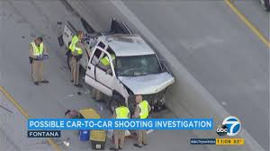 Crash, Possible Freeway Shooting Investigated In Fontana | Abc7.com 2007 Ford F750 Terex Bt2857 14 Ton Crane Truck For Sale In East Coast Truck Auto Sales Inc Used Autos Fontana Ca 92337 2016 F150 Pick Up Truck Transwest Center Sa Trucks Fontana Meet 82513 Youtube Toyota Rb Auto 2008 Sterling Lt9500 Effer 340116s 13 Man Shot By Police After Fleeing Traffic Stop Had Gun Update Firefighter Is Injured During Incident Which Tec Equipment On Twitter The Mack Anthem Tour Has Arrived At The Rush Centers To Sponsor Clint Bowyer This Weekend