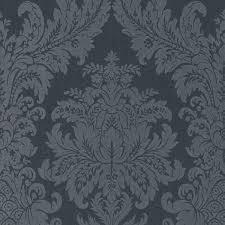 casa padrino barock textiltapete schwarz grau 10 05 x 0 53 m luxus wohnzimmer tapete