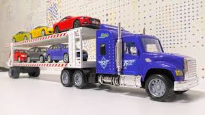 100 Toy Trucks Youtube How Cars Are Transported By And Parked YouTube