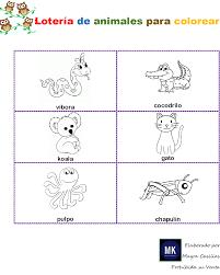 Paginas Para Colorear Imprimibles Para Ninos Animales