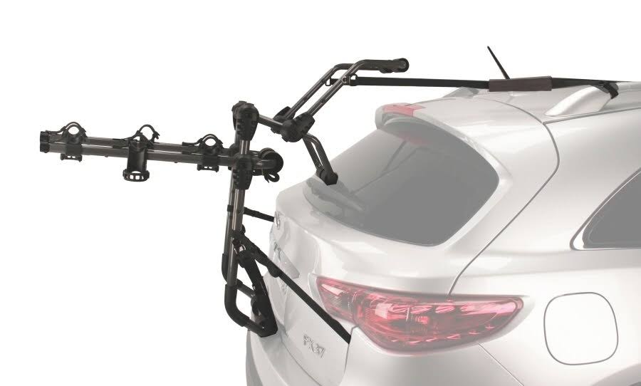 Hollywood Racks F2 Over-the-top Trunk Mounted Bike Rack - Black