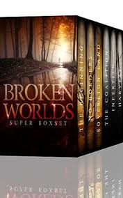 Broken Worlds Super Boxset By James Hunt