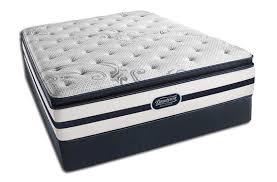 Serta Simmons Bedding Llc by Palm Plush Pillow Top A Recharge Mattress