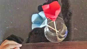 Art Guru Simple And Easy Origami Flower Step By Instructions Craft