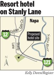 Stanly Lane Napa Pumpkin Patch by Napa Gives Go Ahead For Stanly Ranch Luxury Hotel Local News