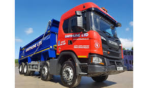 Earthline Rocks It With Order For 26 New Scania Tippers | Commercial ...