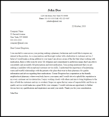 sample pharmacy technician cover letter Archives Howtheygotthere