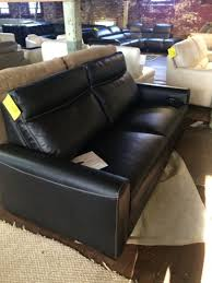 marzia leather sofa with power recline furniture in leicester