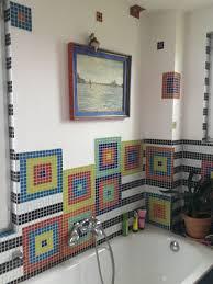 badezimmer aus mosaik glasfliesen glasfliesen mosaik fliesen