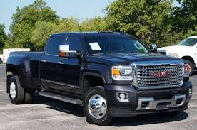 100 Stephenville Truck And Trailer Used 2016 GMC Sierra 3500HD Denali For Sale In TX
