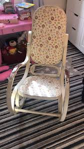 Chabby Chic Nursery Rocking Chair In M25 Whitefield For £20.00 For ... Ancestral Rocking Chair Gio Ebony Antique Rocking Chair Sold The Savoy Flea With Sewing Drawer Collectors Weekly How To Update A Pair Of Wornout Chairs Hgtv A Country Sheraton Youth Sized Thumb Back Rocker 19th Century For Safavieh Alexei Natural Brown Acacia Wood Patio Windsor Kitchen Stripe Caning Seat Weaving Handbook Illustrated Wooden Stock Photos Upholstered Redo Prodigal Pieces