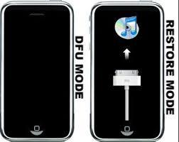 Put iPhone in DFU mode Steps why when we use DFU mode