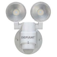 defiant motion activated outdoor lighting equipment ebay