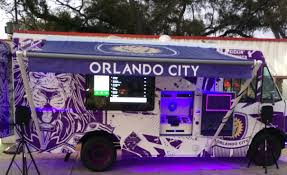 Orlando City Soccer Truck Wrap - Design Print Plus Foodie Friday Orlando Food Trucks Blu Owl Gypsy Watch Me Eat Ck Jerk Shack Gourmet Island Bbq Truck In Fl My Fun Life Bazaar Sentinel First Clermont Music Fun Shareorlandocom Orlandos Taiest On Wheels Travchannelcom Calendar Kona Dog Franchise Of Florida Katies Cucina Fl Best Image Kusaboshicom Invasion Tasty Tuesdays At The Milk District Vanilla Lemonade