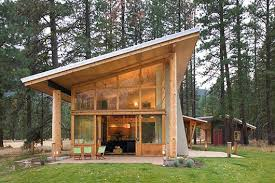 Surprisingly Modern Log Cabin Plans by Bit Larger Than I Normally Go For 1600 Sq Ft But Great
