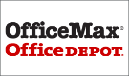 fice Depot and ficeMax to Merge