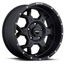 Aftermarket Truck Rims & Wheels | SKUL | SOTA Offroad