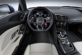 2018 Audi R8 5 2 V10 Plus Interior s 6335 Carscool