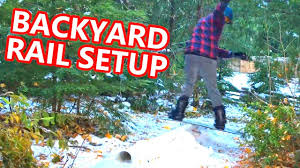 Backyard Snowboarding Rail Setup!!! - YouTube My Homemade Rails For This Years Backyard Setup Snowboarding Build Backyard Rail Youtube Snowboard Balance Demo On Vimeo The Fatty Ski And Jib Gnbear Pvc Pipe Terrain Park Diy Ride Summer In Your Own Kids Rail Grind Snapped Shot At My Local Mountain Rainbow Overlooking How To Build A Ski Dropin Kings Mac Snowboard Park Home Interior Ekterior Ideas Parx