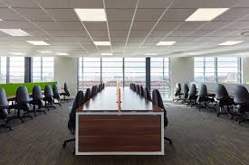 Armstrong Ceiling Tile Distributors Canada by Orange Armstrong Ceilings Light Up Regeneration Project