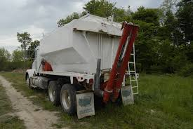 Unverferth Truck-Mounted Auger