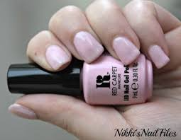 Red Carpet Manicure Led Light by Nikki U0027s Nail Files Swatch Red Carpet Manicure Simply Adorable