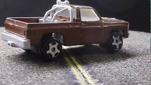 100 Fall Guy Truck The Ertl GMC Pickup Truck Short Project YouTube