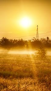 Nature Country Sunrise Landscape IPhone 6 Plus Wallpaper