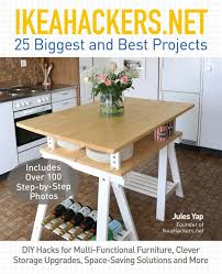 the ikeahackers book is out now my ikea hack bed is featured