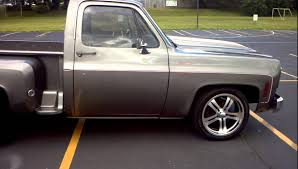 78 Chevy Stepside Truck - Image Details