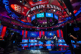 WSOP Main Event Broadcast Schedule Live Coverage On PokerGO And ESPN
